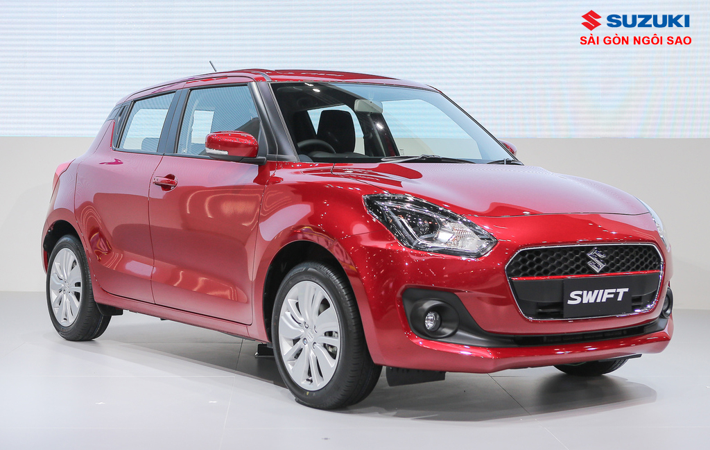 SUZUKI SWIFT 2019 3
